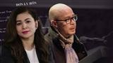 Vợ chồng ông chủ cà phê Trung Nguyên ra tòa ly hôn ngày sát Tết