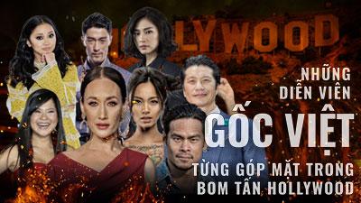 Những diễn viên gốc Việt từng góp mặt trong bom tấn Hollywood