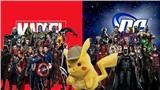 Pikachu từng xuất hiện bằng xương bằng thịt trong comics của… Marvel và DC?