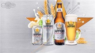 'Ăn Mừng Chuẩn Nhật' với Sapporo Premium Beer