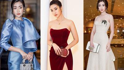 3 năm sau đăng quang, từ 'Hoa hậu giản dị nhất', Đỗ Mỹ Linh đang từng bước chuyển mình thành 'yêu nữ hàng hiệu'
