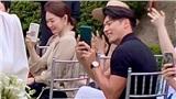 'Tình cũ Song Hye Kyo' - Hyun Bin chiếm spotlight khi dự tiệc cưới, thân hình cuồn cuộn cơ bắp khiến ai cũng ngỡ ngàng
