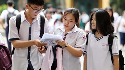Bộ GD&ĐT công bố điểm sàn ngành Sư phạm