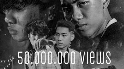MV 'Sóng gió' của Jack và K-ICM chính thức cán mốc 50 triệu view với thời gian 'siêu tốc' là…