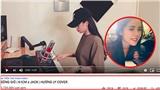 Mẹ 'bỉm sửa' Hương Ly cover 'Sóng gió' hot không kém bản gốc, đang đứng top 6 trending Youtube