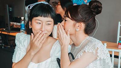 Trang Hý - Kaity Nguyễn và những cặp hot girl xinh như mộng dính nghi án yêu nhau