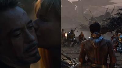 Avengers: Endgame: Fan 'khóc ròng' trước cảnh quay bị cắt về cái chết của Iron Man