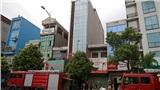 Hà Nội: Cháy quán karaoke 7 tầng trên phố Ngô Gia Tự