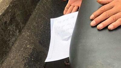 Bắc Ninh: Cô gái lên cầu Hồ để lại lời nhắn 'gọi vào số điện thoại' rồi bất ngờ nhảy xuống sông tự tử