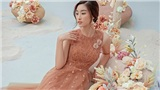 Hoa hậu Đỗ Mỹ Linh khoe đường cong gợi cảm qua loạt đầm xuyên thấu
