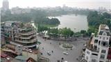 Hà Nội đề xuất cấm ôtô, xe máy lưu thông quanh hồ Hoàn Kiếm trong 1 tháng