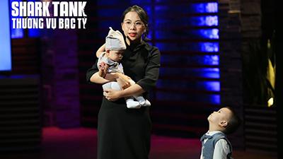Mẹ 'bỉm sữa' khởi nghiệp với thực phẩm hữu cơ cho trẻ em khiến Shark Việt muốn trao giải Nobel vì làm nông có lãi