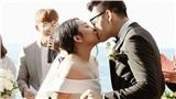 Khoảnh khắc hạnh phúc trong đám cưới 1 năm về trước của Gào và chồng trước khi cả 2 'đường ai nấy đi'