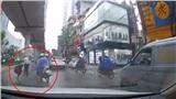 Trời mưa nhưng chưa hết nhọ: Cô gái đánh rơi tiền xin lại người nhặt nhưng không được trả