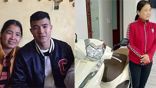 'Chơi lớn' như Hà Đức Chinh: Đầu năm xây nhà, cuối năm mua xe máy tặng mẹ vi vu Tết