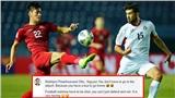 Fan Thái Lan 'cà khịa' Việt Nam: 'Ngày mai, U23 Thái Lan sẽ khiến Đông Nam Á tự hào'