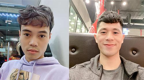 Đình Trọng, Văn Toàn tân trang tóc mới đón Tết: 'Nghiêm túc quá mọi người lại sợ'