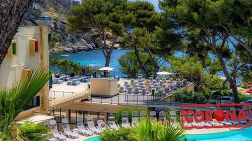 Khu cách ly dịch Corona có bể bơi, quán cafe như 'thiên đường nghỉ dưỡng' ở Pháp