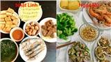 Vợ Phan Văn Đức và Ngọc Nữ cùng trổ tài nấu nướng: Một 9 một 10 chẳng ai kém cạnh