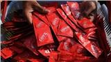 Những con số 'ấn tượng' mùa Valentine: Bao cao su bán ra tăng 25%, que thử thai 'leo' cấp số nhân