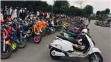 Được nghỉ học vì dịch Covid-19, học sinh Nam Định tổ chức 'off' hội xe điện lớn nhất miền Bắc