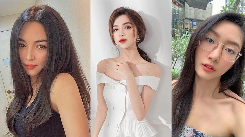 3 nữ chính 'Người ấy là ai' so kè nhan sắc: Người là hot girl nổi tiếng MXH, người Hoa hậu với body bốc lửa
