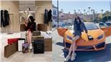 Tiểu thư trong hội rich kid khiến nhiều người xuýt xoa:Chân dài 1m73 như người mẫu, đi siêu xe và dùng hàng hiệu thường xuyên