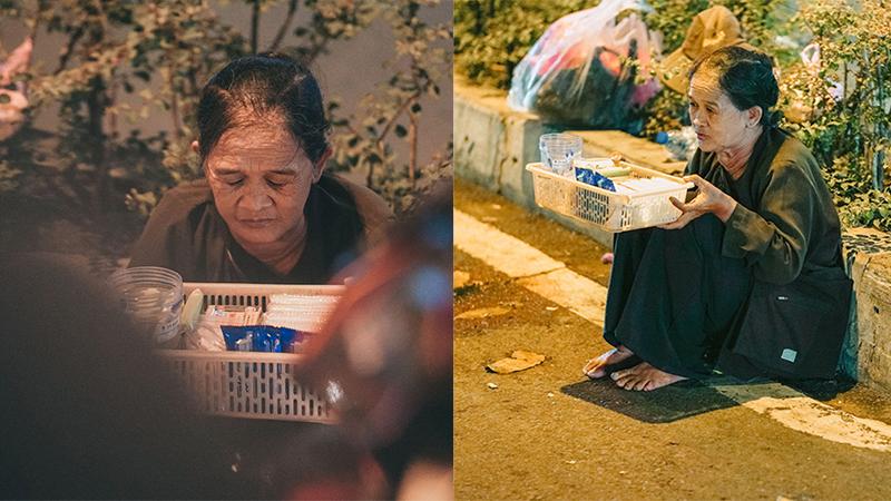 Chùm ảnh: Đằng sau sự náo nhiệt, đông đúc mỗi đêm là những mảnh đời mưu sinh giữa thành phố hoa lệ