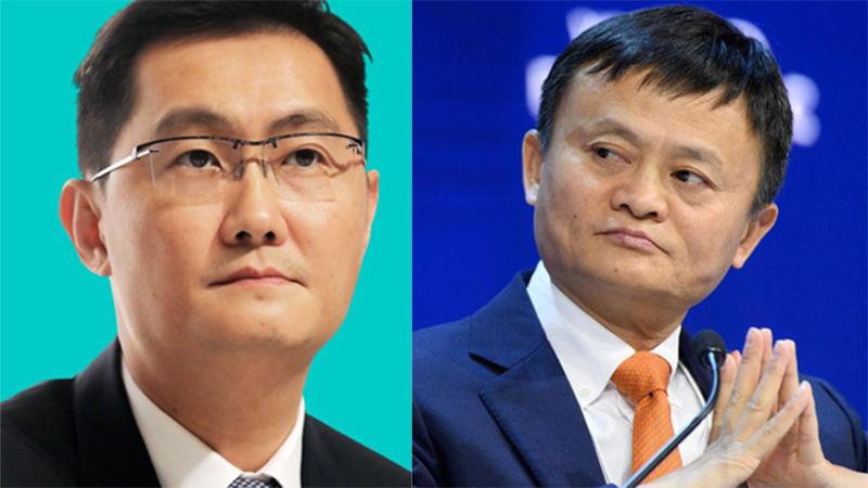 Jack Ma bất ngờ bị soán ngôi người giàu nhất Trung Quốc