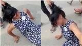 Clip: Vợ bị chồng túm tóc, lôi xềnh xệch ngoài đường vì dám ngăn cản đám cưới của anh ta với người khác