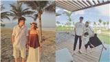 Tùng Sơn - Trang Lou khiến fan ghen tỵ 'nổ mắt' vì những chuyến du lịch sang chảnh