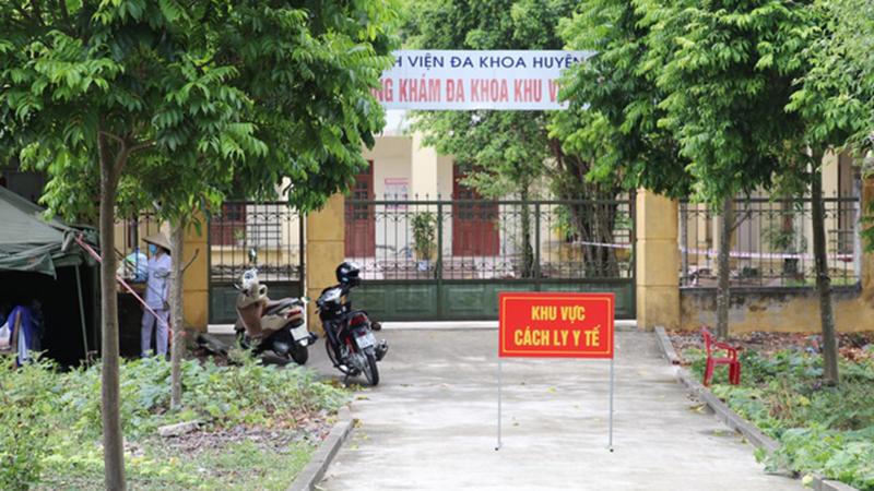 Một trường hợp ở Ninh Bình về từ Đà Nẵng có triệu chứng mệt mỏi, sốt, có nhiều đờm