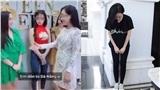 Bị chỉ trích dữ dội khi quay clip bắt tay 'kỳ thị' người đến từ Đà Nẵng, một thành viên của nhóm các cô gái cúi đầu xin lỗi