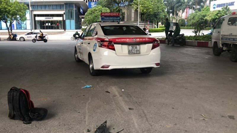 Kết thúc buổi thi về nhà, thí sinh thi THPT ở Hà Nội bị taxi cán qua người nguy kịch