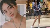 Hot girl Trang Anna cao 1m59, nặng 39kg nhưng vẫn muốn giảm cân vì thích 'mình hạc xương mai'