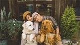 Bộ ảnh cưới độc đáo có '1-0-2': Có Đà Lạt, có cún cưng và có em
