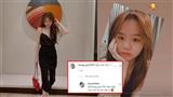 Chặn hết bình luận nhưng Huỳnh Anh vẫn trả lời câu hỏi thăm của một người