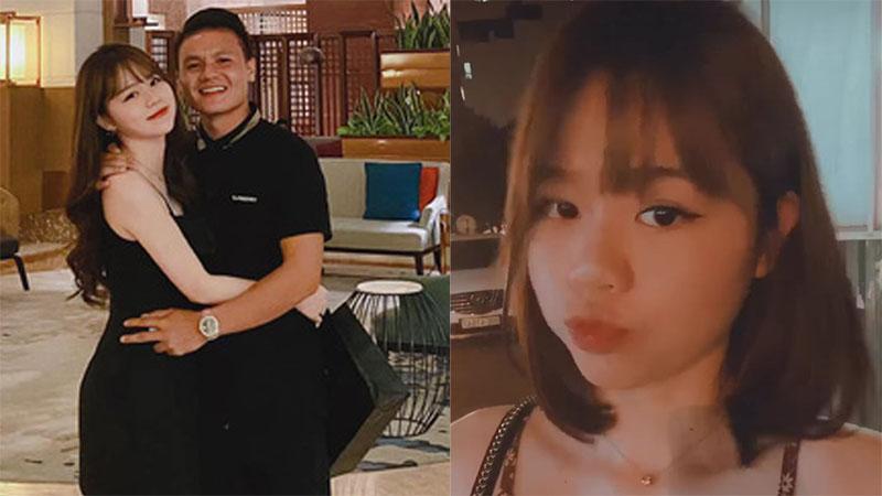 Cắt phăng mái tóc dài nữ tính, bạn gái Quang Hải trẻ trung xinh đẹp hơn với tóc ngắn ngang vai