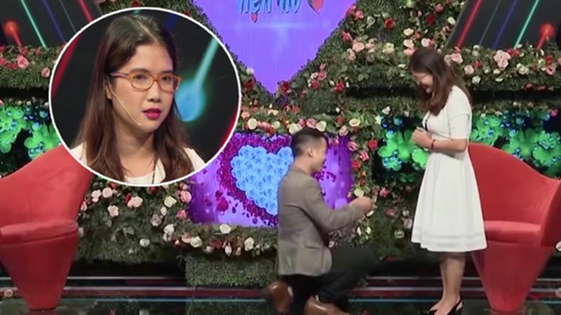 30 tuổi chưa một lần hẹn hò, cô gái được chàng trai cầu hôn bằng nhẫn cưới nửa tỷ ngay lần đầu gặp mặt