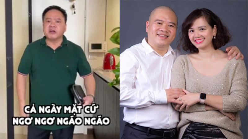 Cặp vợ chồng tấu hài bậc nhất làng TikTok Việt và bài học 'nhà phải có nóc' sau 8 năm cưới nhau