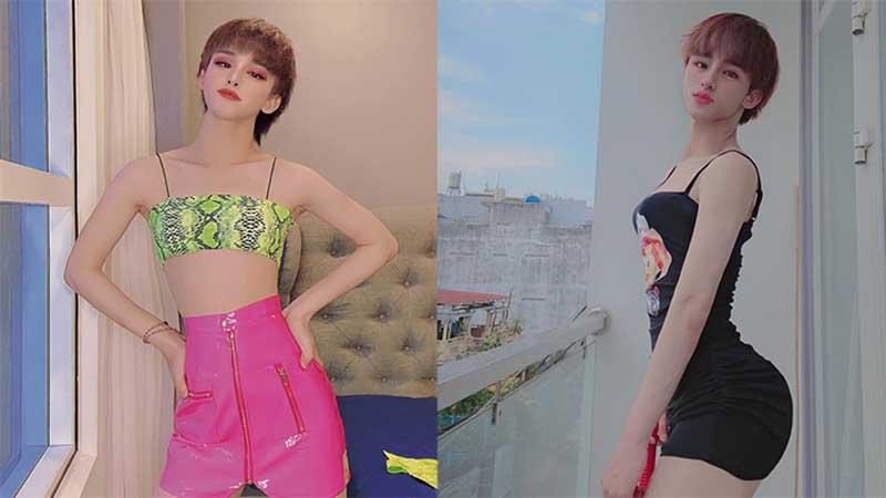 Trần Đức Bo dự thi Hoa hậu chuyển giới Việt Nam 2020: Đứng top 1 bình chọn nhưng bất ngờ rút khỏi cuộc chơi