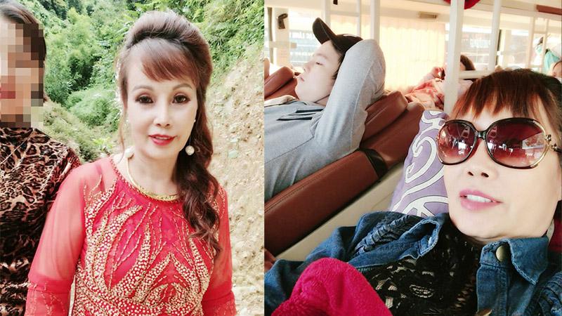 'Cô dâu 62 tuổi' Thu Sao tiết lộ mới nhất về tình trạng méo miệng sau ca phẫu thuật hỏng