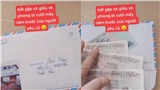 Vợ phát hiện chồng giữ phong bì tiền mừng của người yêu cũ: Số tiền 506k cùng lời chúc '4000 năm hạnh phúc'