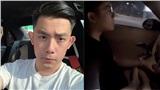 Clip: CEO Tống Đông Khuê vừa lái xe bằng 1 tay vừa vô tư sờ đùi bạn gái