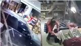 Clip: Cãi nhau với bạn trai, cô gái lái xe BMW tông nát cửa hàng, 'càn quét' luôn mẹ của người yêu
