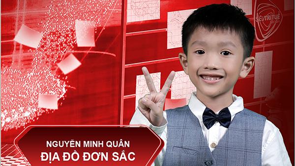 Siêu trí tuệ Việt Nam mùa 2 hé lộ thí sinh 7 tuổi với thử thách cực 'khó nhằn' mang tên 'Địa đồ Sơn trắc'
