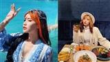 Châm Sứa - 'Nữ hoàng đường phố' nổi loạn khi tham gia sitcom học đường 'Siêu Quậy 12E2'