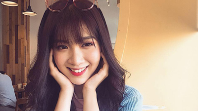 Cận cảnh nhan sắc cô gái kế vị Hương Giang đi thi 'Hoa hậu Chuyển giới Quốc tế 2019'