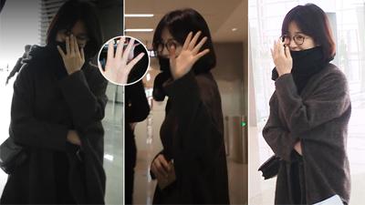 Song Hye Kyo lần đầu lộ diện sau tin đồn ly hôn, vẫn quyết không đeo nhẫn cưới