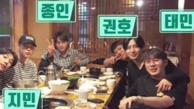 Hội bạn thân toàn trai đẹp của Kpop: Ha Sungwoon, Taemin, Kai, Jimin đã quen nhau như thế nào?